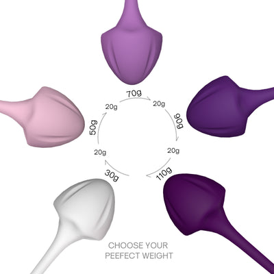 VIRGO Kegel Balls Adult Sex Toy Jamtoys