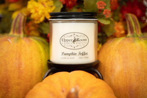 PUMPKIN TOFFEE *Infused with natural essential oils*