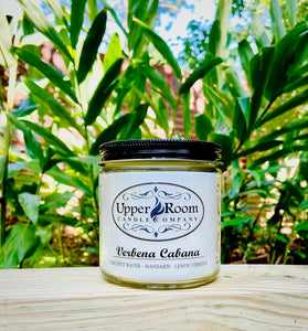 VERBENA CABANA *Infused with natural essential oils*