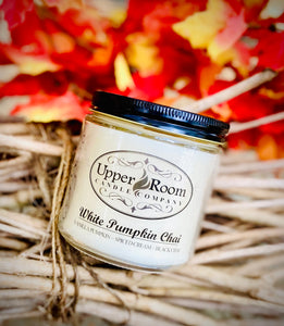 WHITE PUMPKIN CHAI *Infused with natural essential oils*