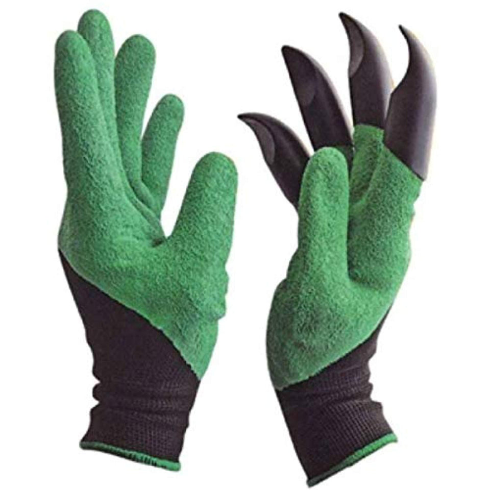 Glamified Gardening Tools - Gardening Gloves and Flower Cutter/Scissor/Pruners