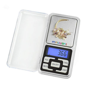 643 Multipurpose (MH-200) LCD Screen Digital Electronic Portable Mini Pocket Scale(Weighing Scale), 200g