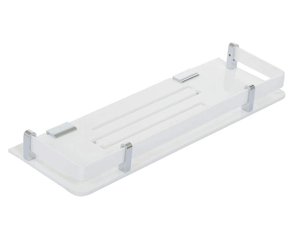 692 Multi Purpose Wall Mount Shelf - 10 x 5.5 inch (H-102)