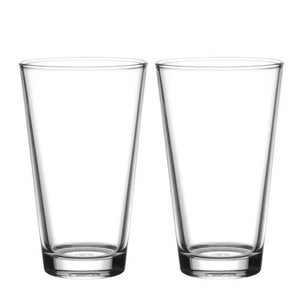 620 Water & Juice Transparent Glasses Set 300ml (6pcs)