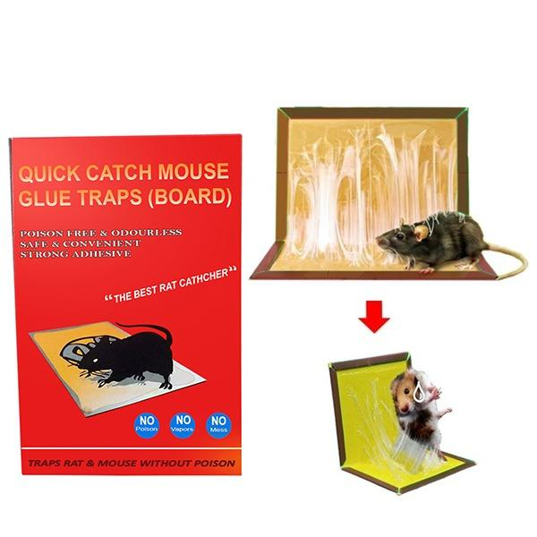 203 Red Mice Glue Traps (1pc)