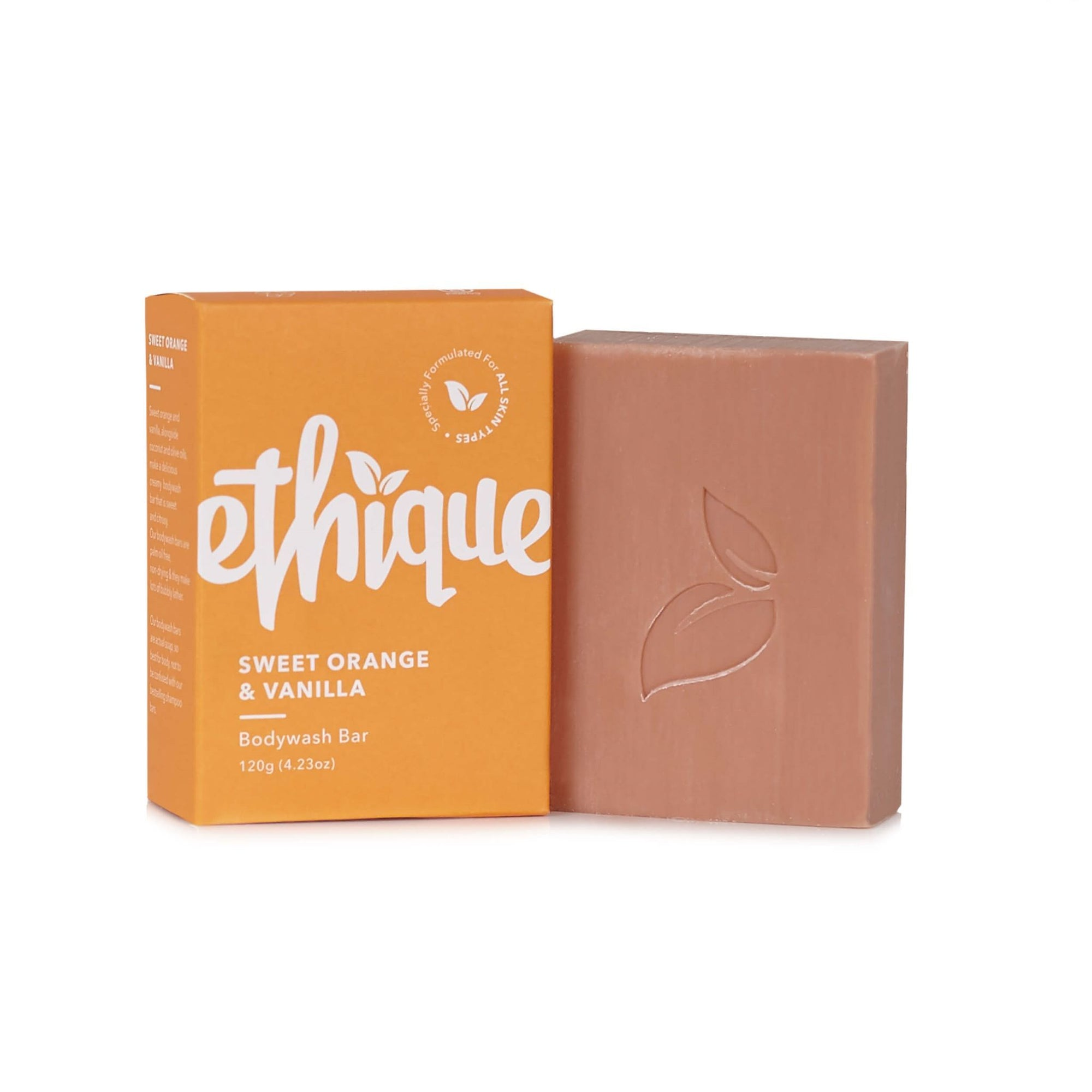Bodywash Bar | Orange & Vanilla