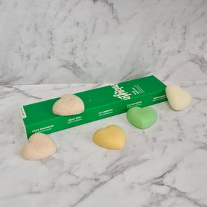 Shampoo & Conditioner Bar Sample Pack