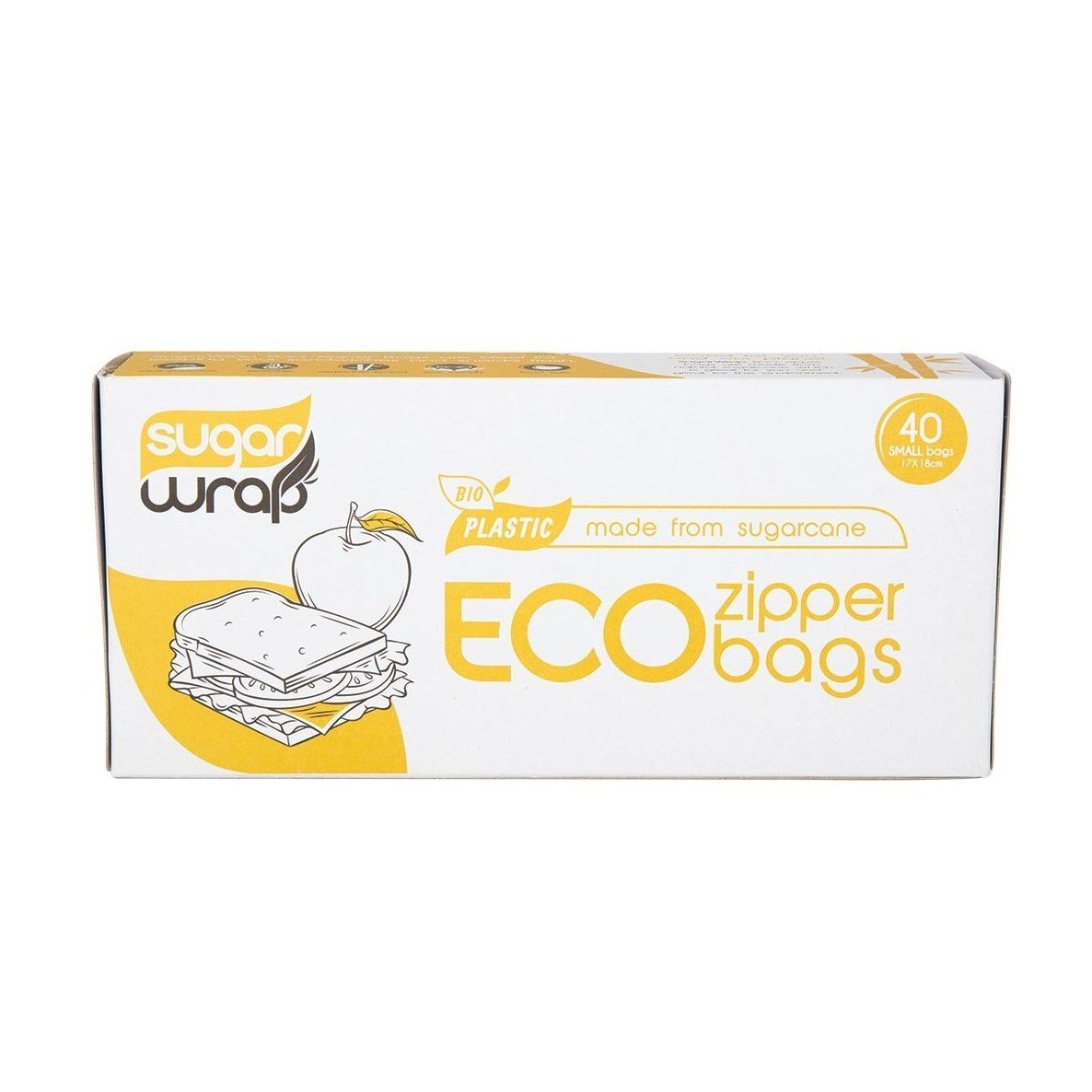 Eco Zipper Bag