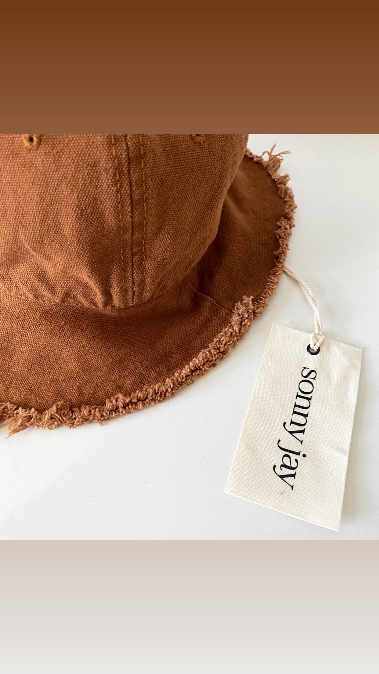 Bowie Bucket Hat | Cocoa