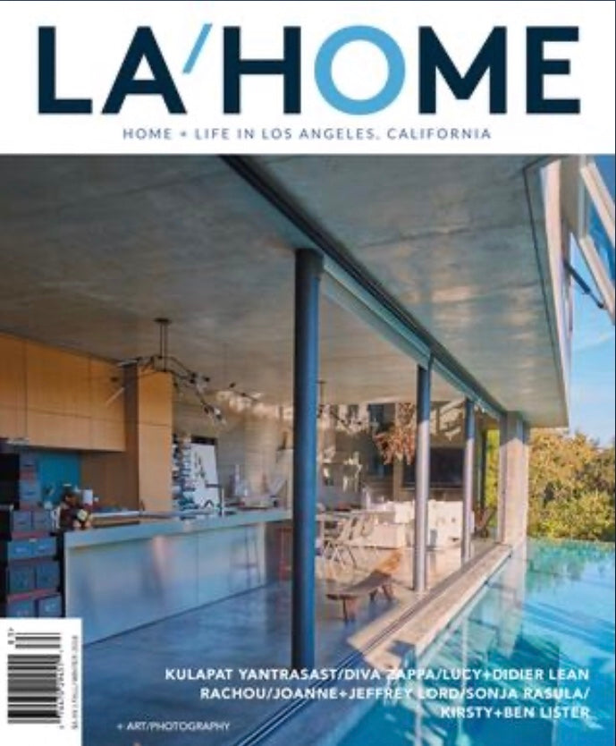 LA HOME Magazine Winter 2018