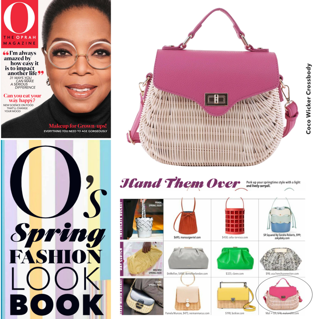 Oprah Magazine March