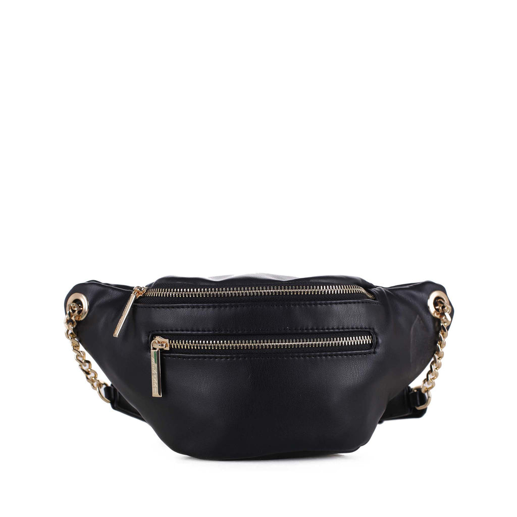 Luna Belt Bag with Chain Detail