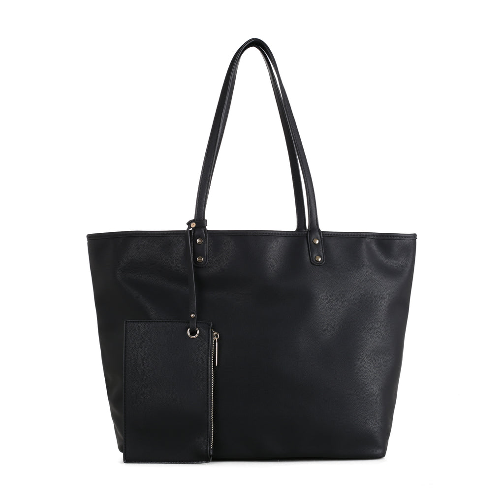 Maeve Reversible Tote with Phython Print Interior
