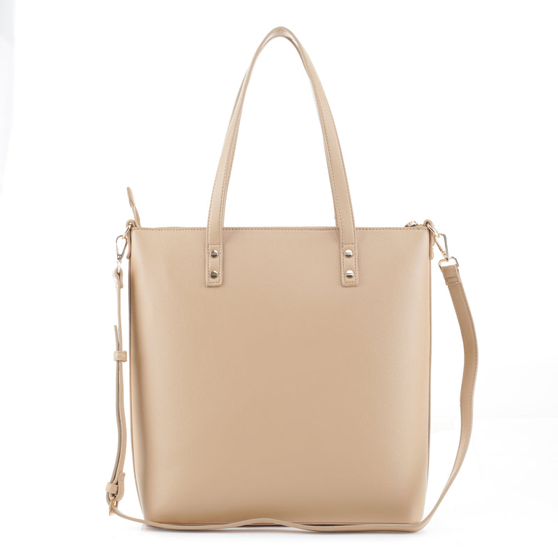 Annabelle Everyday Tote with Zip Top