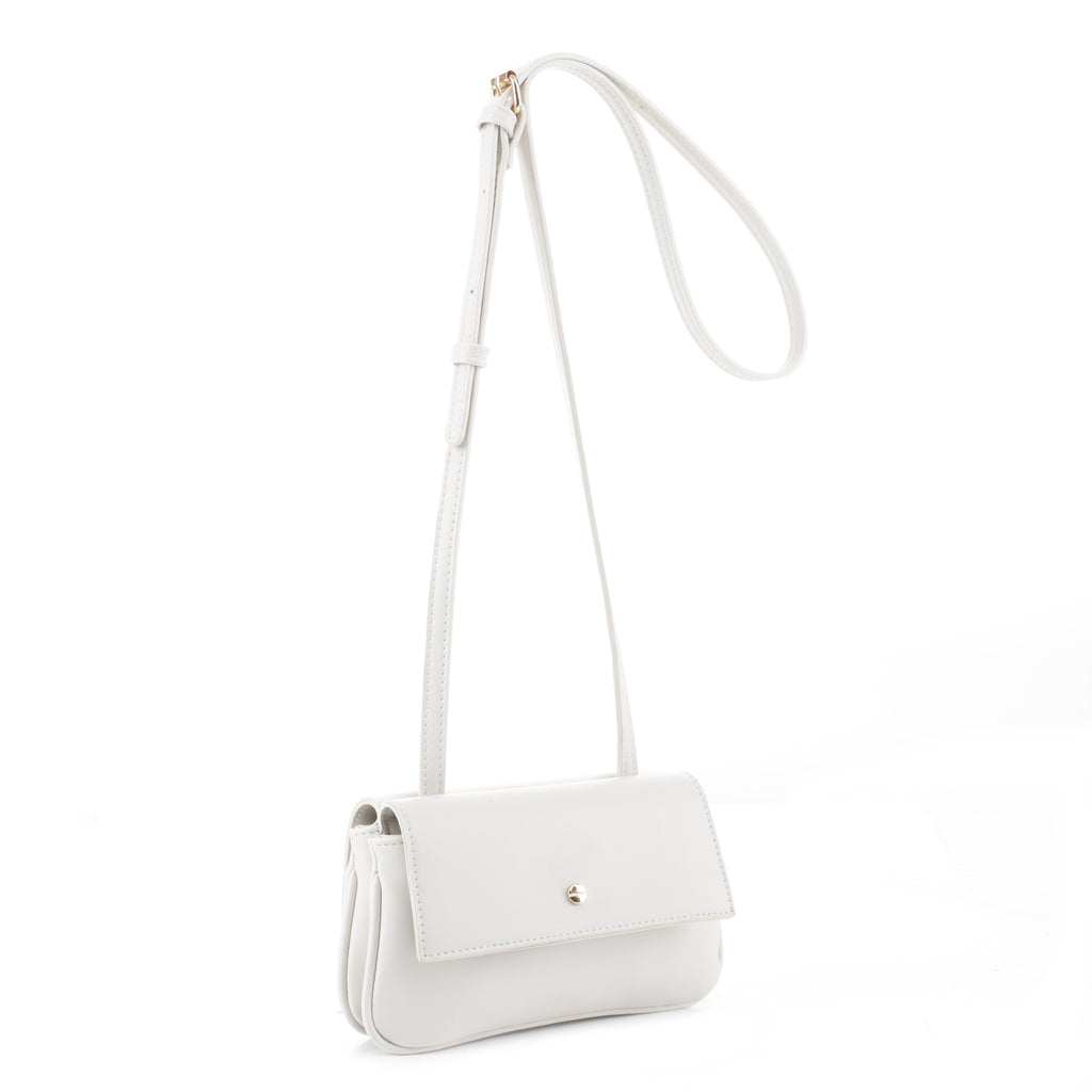 Ivy Double Flap Crossbody