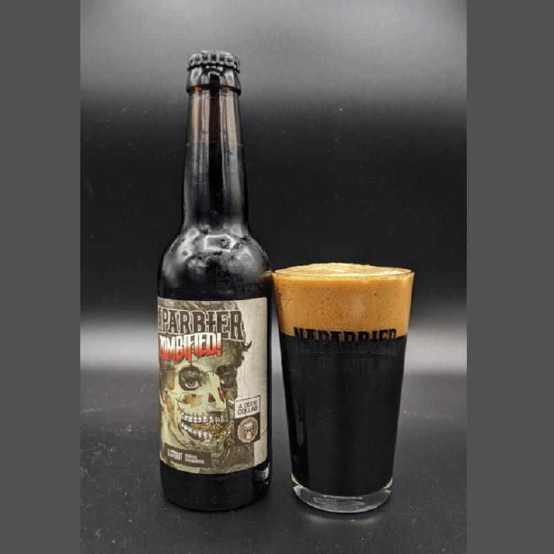 NAPARBIER Zombified - Imperial Stout 12,5° - 33cl
