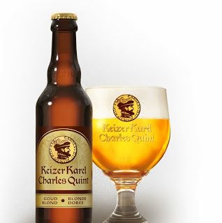 CHARLES QUINT Blonde - Belgian Strong Ale Alc. 8,5% - 33cl