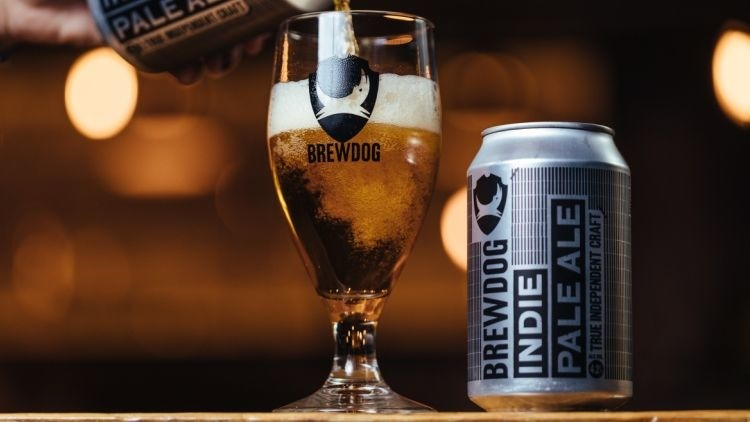 BREWDOG Independent Pale Ale Alc. 4,2% - 33cl
