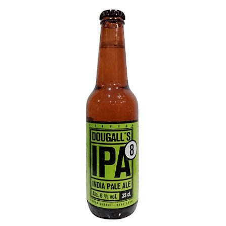 DOUGALL´S IPA 8 - Alc 6% - 33cl