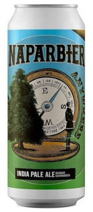 NAPARBIER Anywhere - IPA 6% Alc. - 44cl
