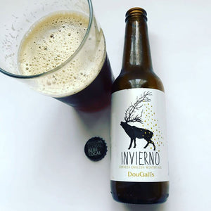 DOUGALL´S Invierno - Winter Ale Alc. 7,5% - 33cl