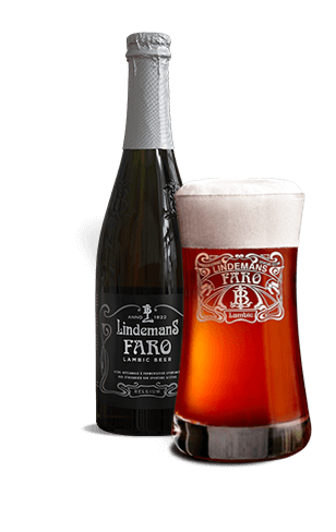 LINDEMANS Faro - Lambic Fruit 4,5% Alc.- Bot 25cl