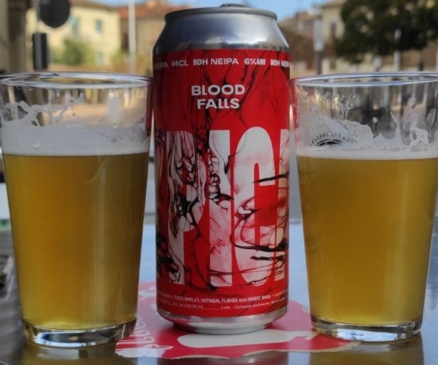 ATYPICAL BREWING Blood Falls - NEIPA 6% - 44cl