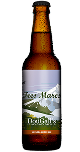 DOUGALL´S Tres Mares - Amber Ale Alc. 5,2% - 33cl
