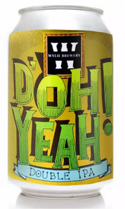 WYLIE D´oh Yeah! - Doble IPA Alc. 8,2% - 33cl