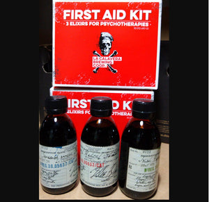 LA CALAVERA First Aid Kit - 3 Imperial Stouts - 3x20cl