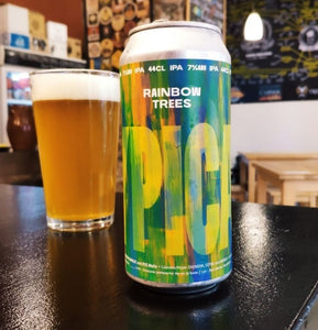ATYPICAL BREWING Rainbow Trees - West Coast IPA 7% - 44cl
