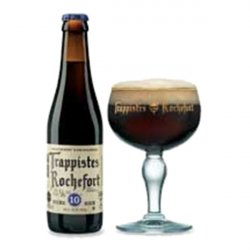 ROCHEFORT 10 - Belgian Dark Strong Ale Alc. 11,3% - 33cl