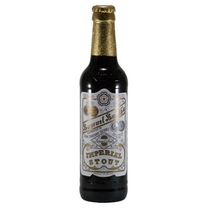 SAMUEL SMITH Imperial Stout-  7% Alc. - Bot 355cl