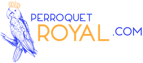 Logo Boutique Perroquet Royal