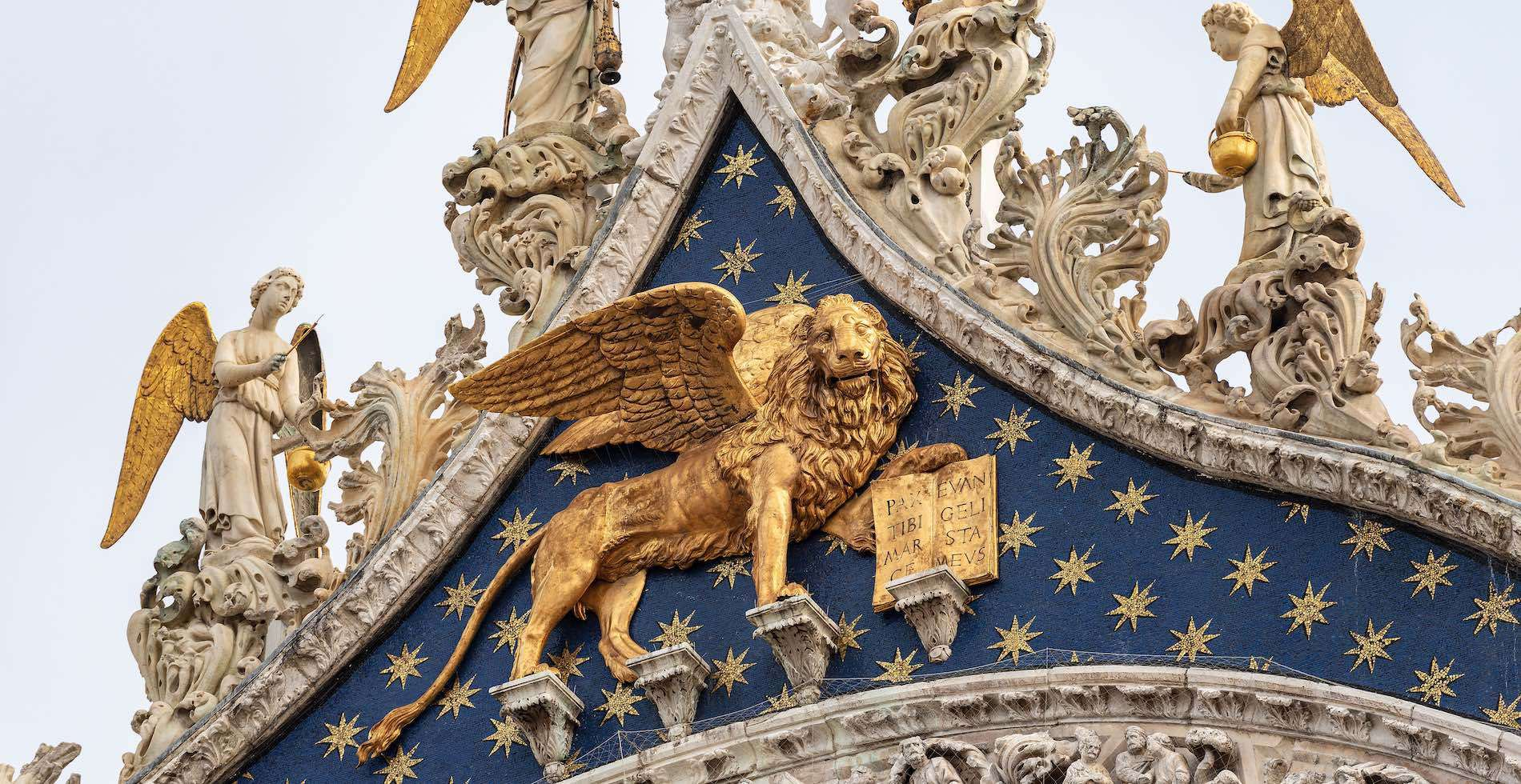 Lion de Saint Marc