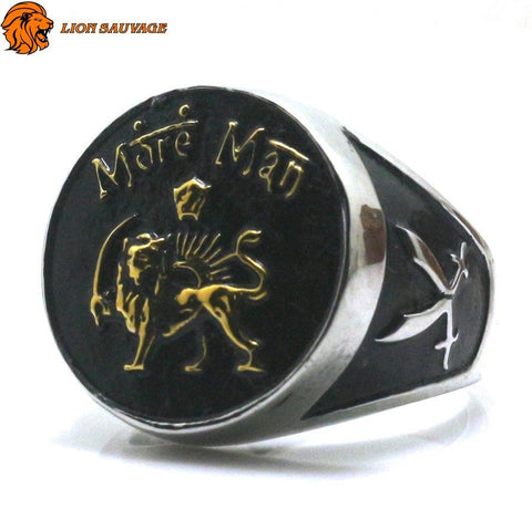 Bague Lion King