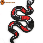 Broderies du Patch Serpent Africain Thermocollant