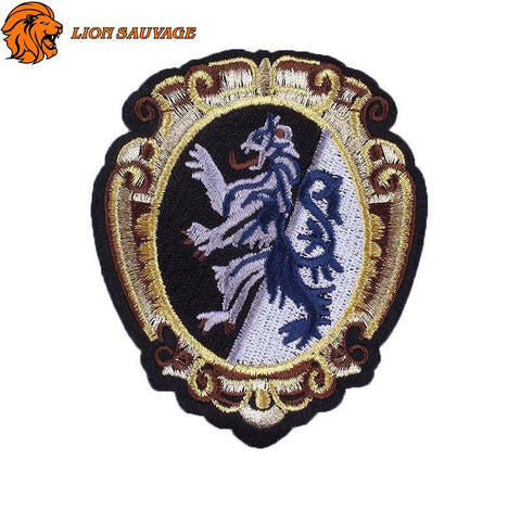 Patch Lion Antique