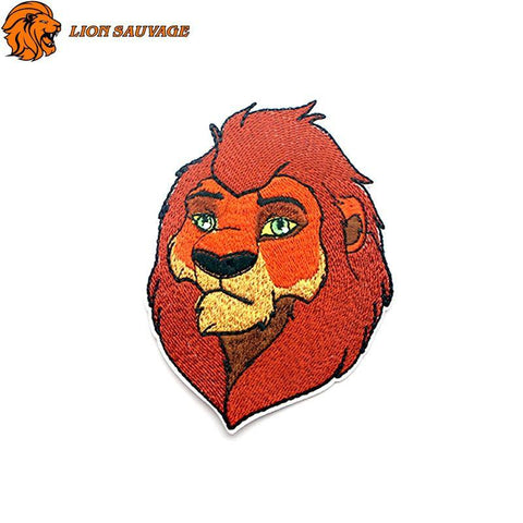 Patch Lion Cool
