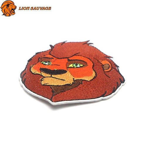 Patch Lion Cool Thermocollant
