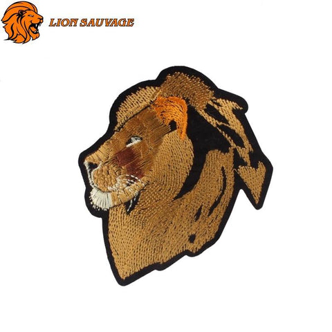 Patch Lion Flamand