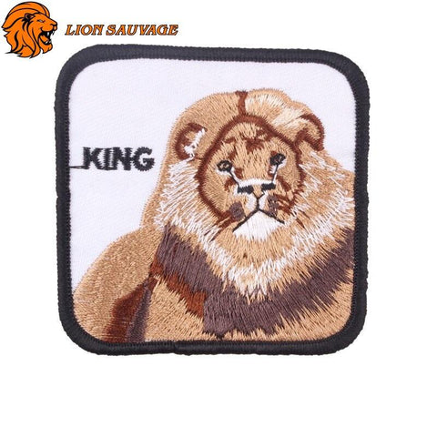 Patch Lion King