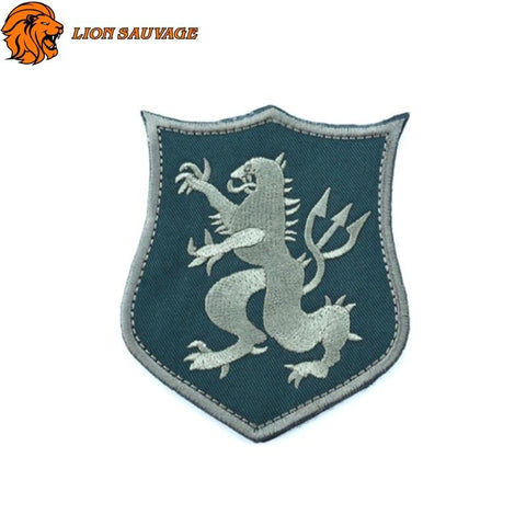 Patch Lion Medieval