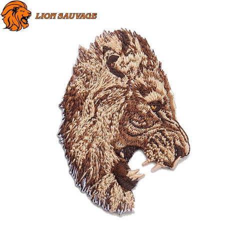 Patch Lion Roi