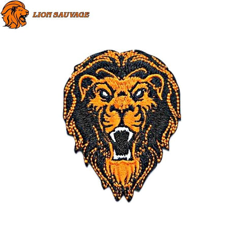 Patch Lion de l'Atlas