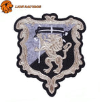 Patch Lion des Flandres