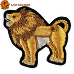 Patch Roi Lion