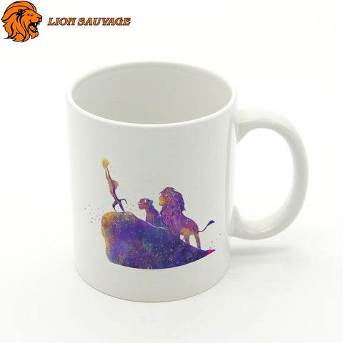 Tasse Lion King