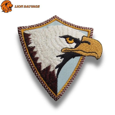 Écusson Aigle Blason Thermocollant