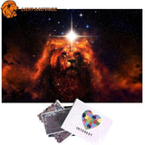 Puzzle Lion Constellation